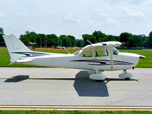 airplane at airport-pocahontas-arkansas
