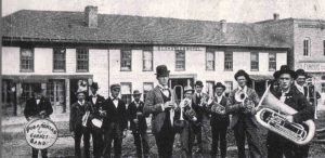 1853 St. Charles Hotel Pocahontas Arkansas