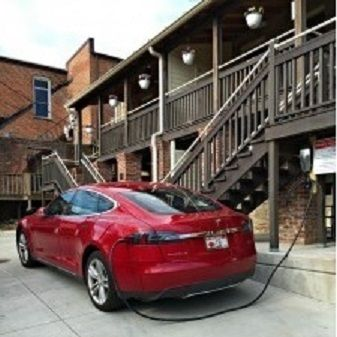 Thumbnail for Electric Vehicle Charging